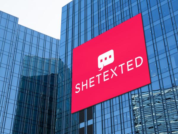 Sample branding #3 for Shetexted