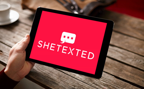 Sample branding #2 for Shetexted