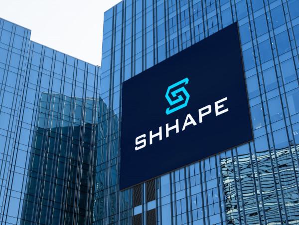 Sample branding #2 for Shhape