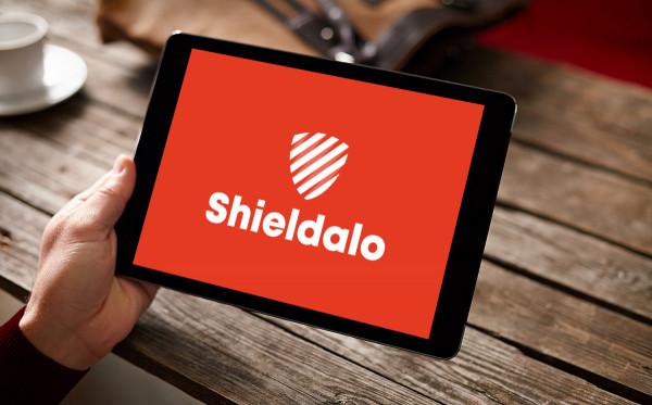Sample branding #3 for Shieldalo