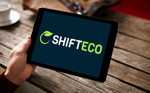 Sample branding #1 for Shifteco