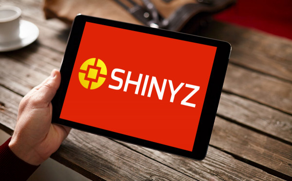 Sample branding #3 for Shinyz