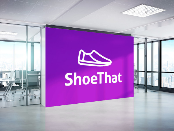 Sample branding #1 for Shoethat