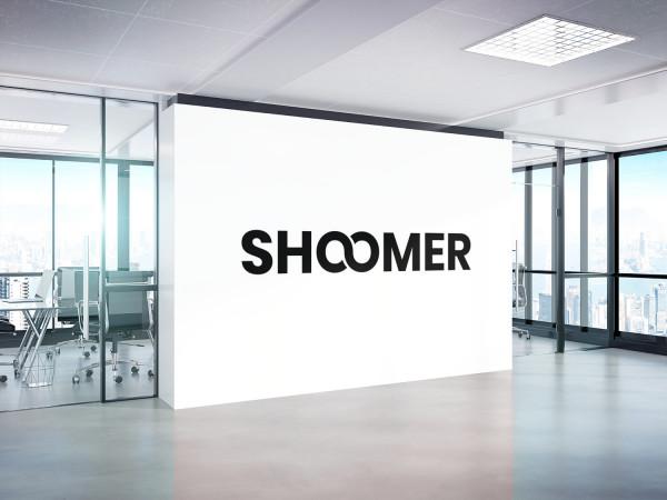 Sample branding #3 for Shoomer