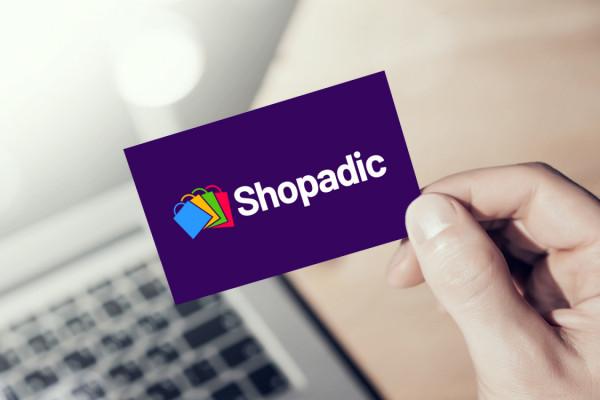 Sample branding #2 for Shopadic