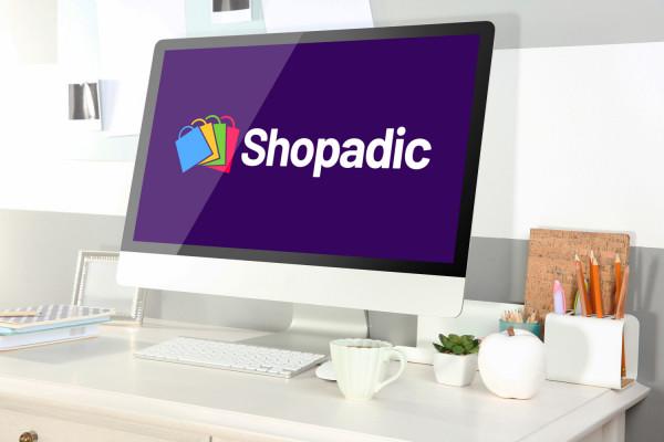 Sample branding #1 for Shopadic