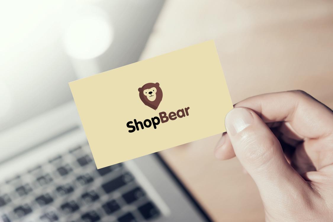 Sample branding #2 for Shopbear