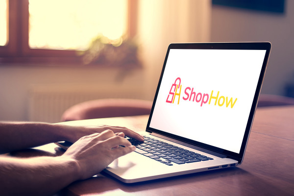 Sample branding #3 for Shophow