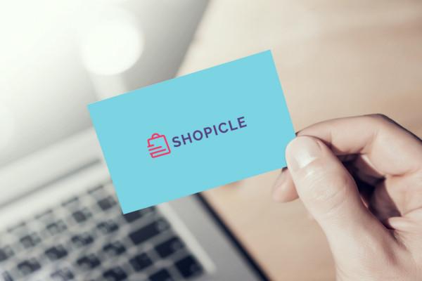 Sample branding #3 for Shopicle