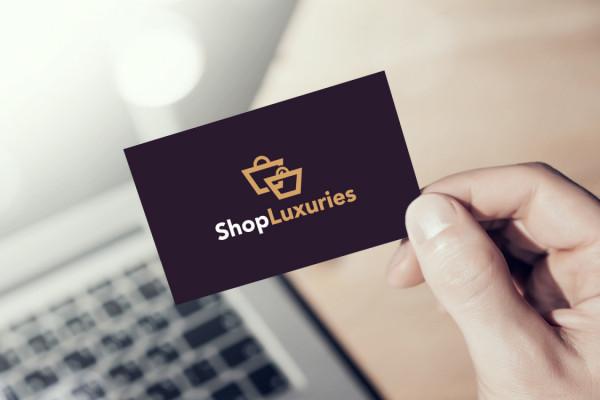 Sample branding #2 for Shopluxuries