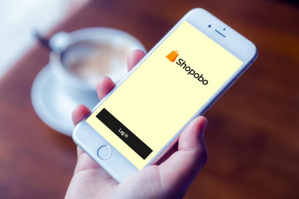 Sample branding #3 for Shopobo