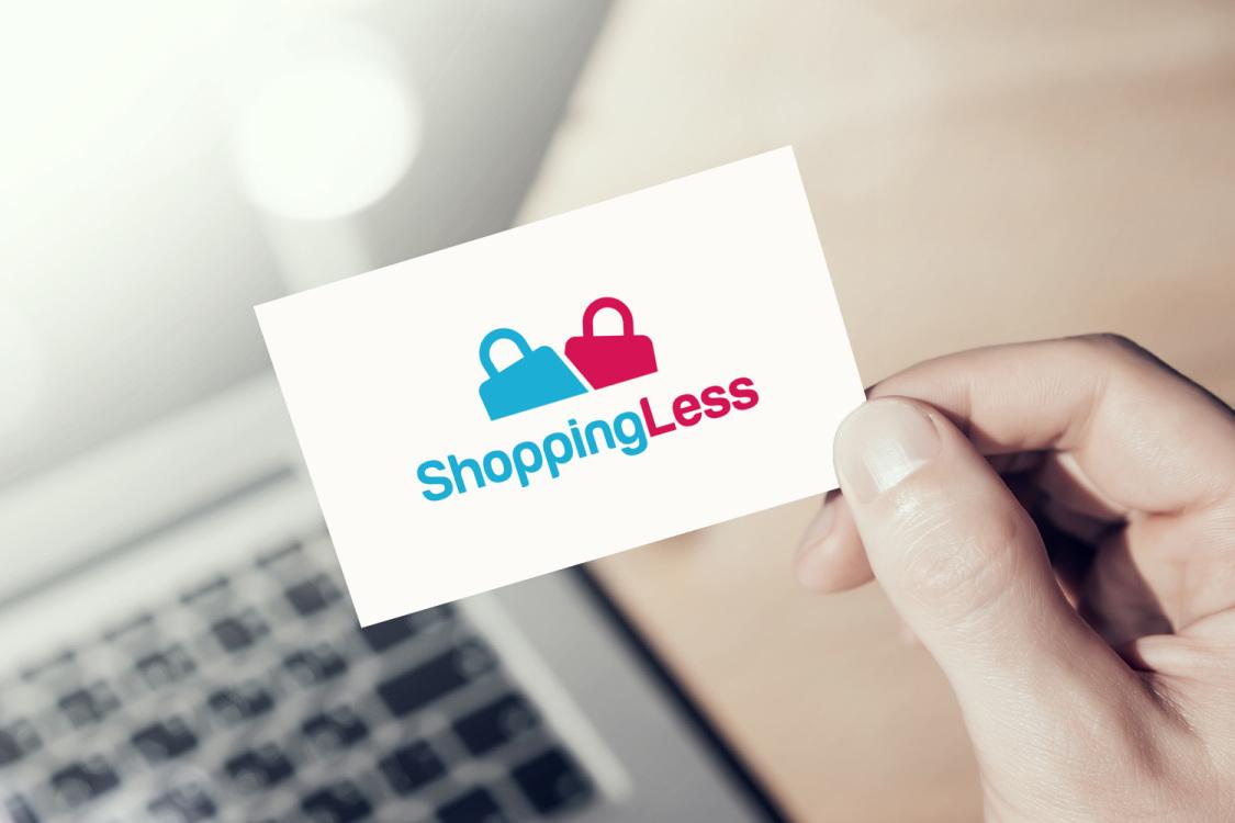Sample branding #1 for Shoppingless