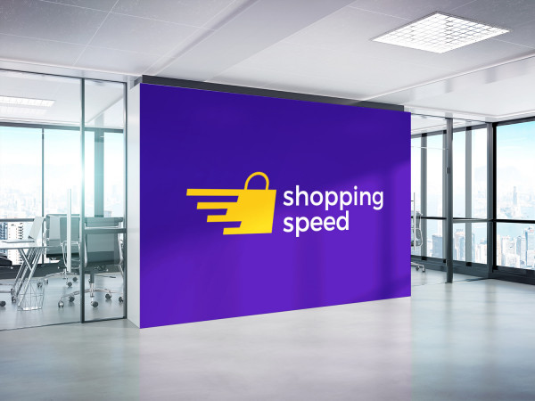 Sample branding #1 for Shoppingspeed