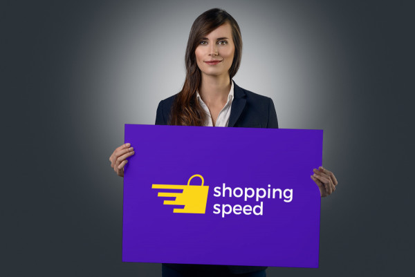 Sample branding #2 for Shoppingspeed