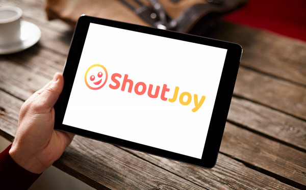 Sample branding #2 for Shoutjoy