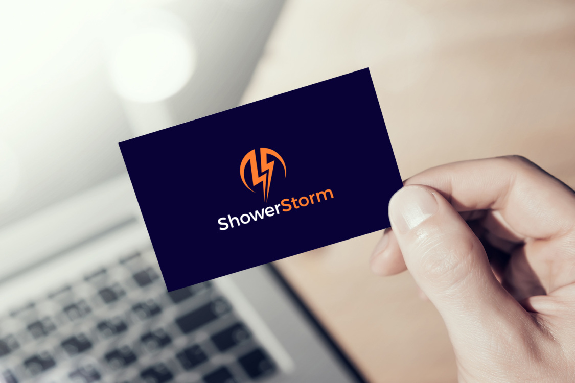 Sample branding #2 for Showerstorm