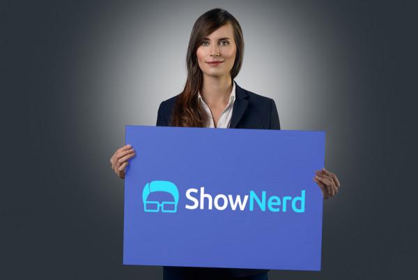 Sample branding #2 for Shownerd