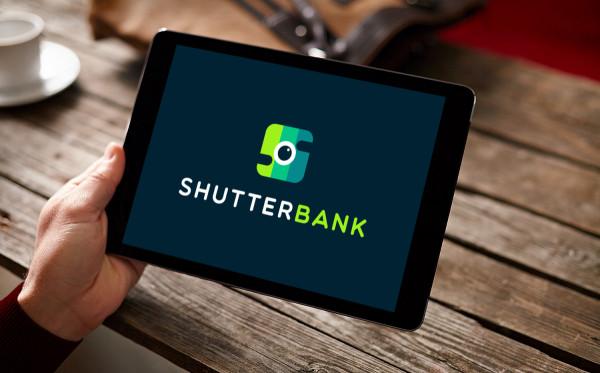 Sample branding #3 for Shutterbank