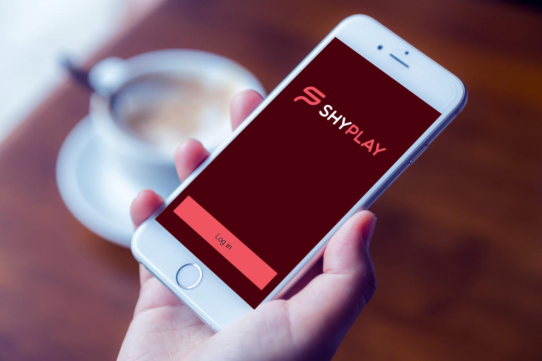 Sample branding #1 for Shyplay