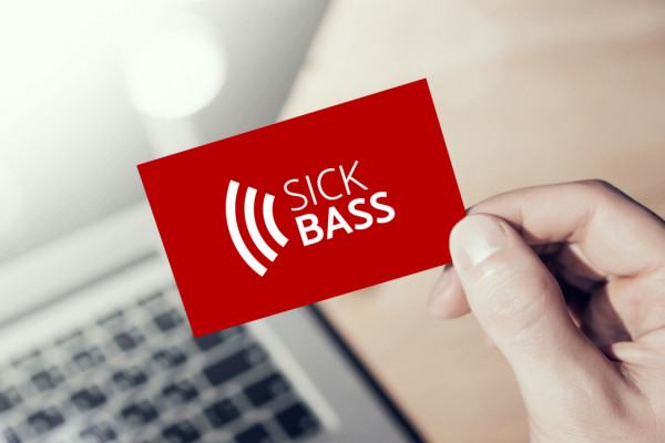 Sample branding #3 for Sickbass