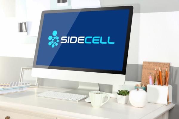 Sample branding #1 for Sidecell