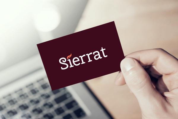 Sample branding #1 for Sierrat