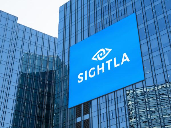 Sample branding #1 for Sightla