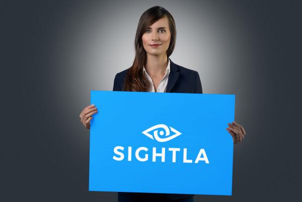 Sample branding #3 for Sightla