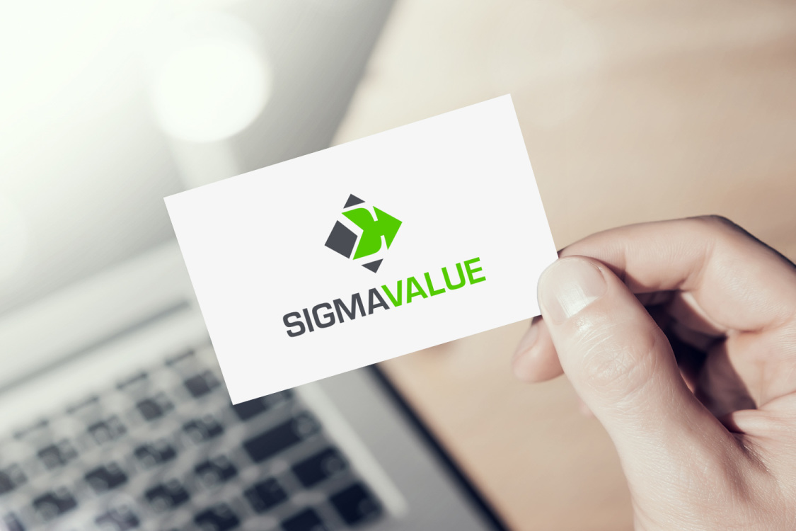 Sample branding #3 for Sigmavalue