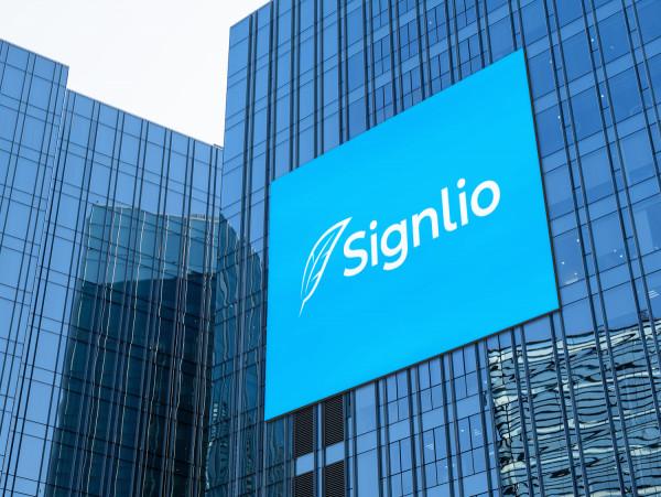 Sample branding #3 for Signlio