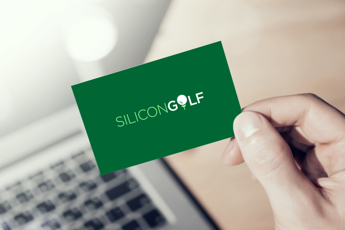 Sample branding #3 for Silicongolf