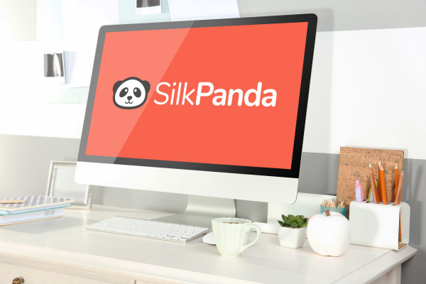 Sample branding #2 for Silkpanda