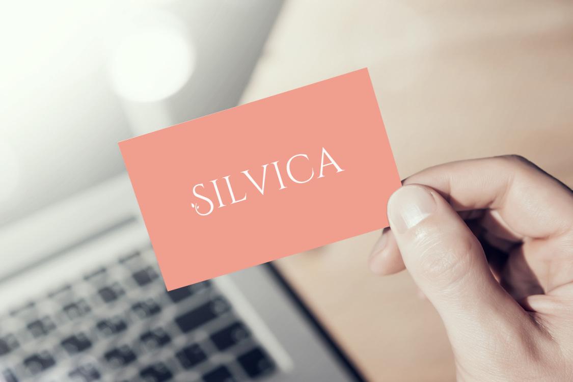 Sample branding #3 for Silvica