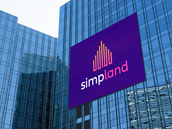 Sample branding #2 for Simpland