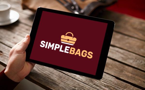 Sample branding #1 for Simplebags