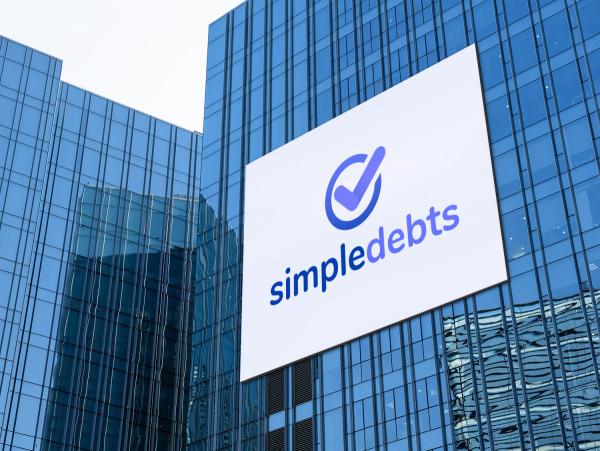 Sample branding #2 for Simpledebts