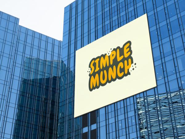 Sample branding #3 for Simplemunch