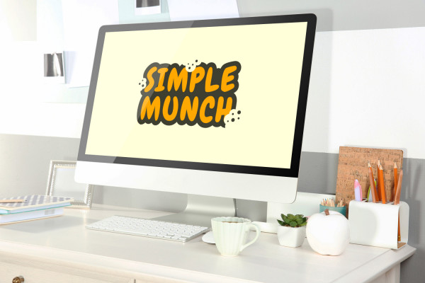 Sample branding #1 for Simplemunch