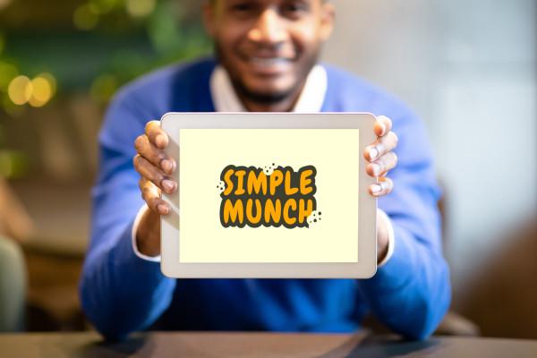 Sample branding #2 for Simplemunch