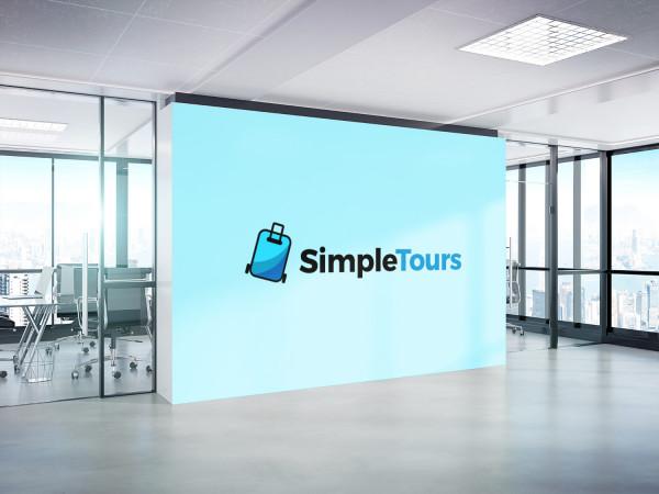 Sample branding #3 for Simpletours