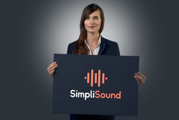 Sample branding #3 for Simplisound