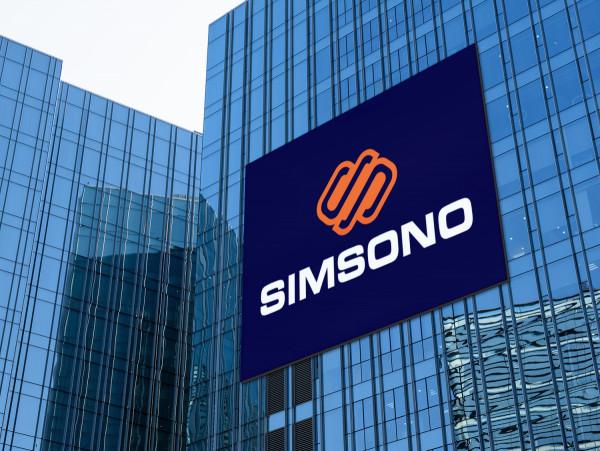 Sample branding #1 for Simsono