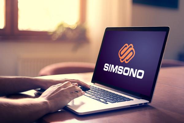 Sample branding #3 for Simsono