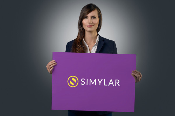 Sample branding #1 for Simylar