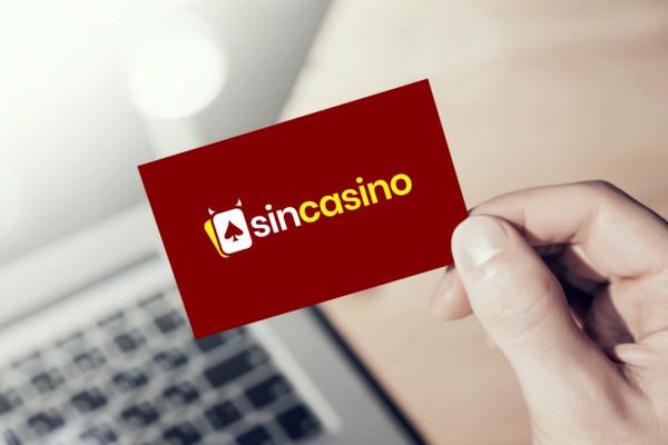 Sample branding #2 for Sincasino