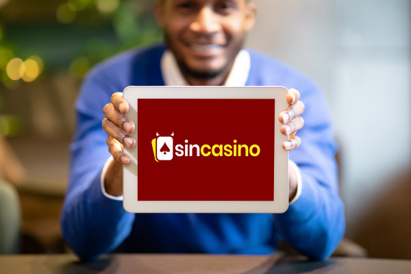 Sample branding #1 for Sincasino