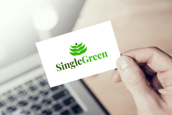 Sample branding #3 for Singlegreen