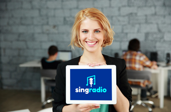Sample branding #1 for Singradio