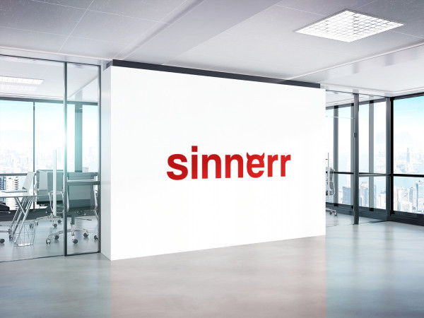 Sample branding #3 for Sinnerr
