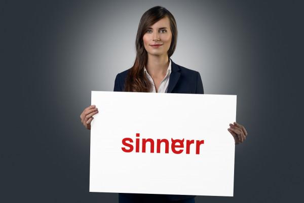 Sample branding #2 for Sinnerr